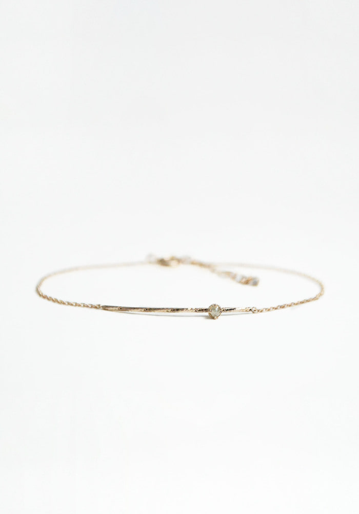 Rough diamond bracelet (select)